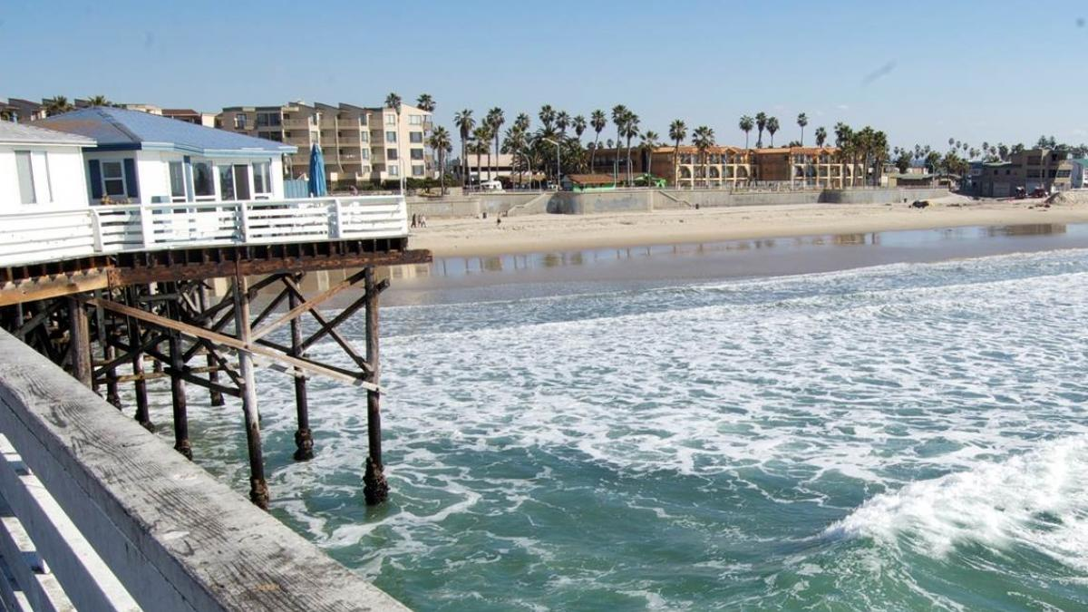 Image of San Diego Beachfront