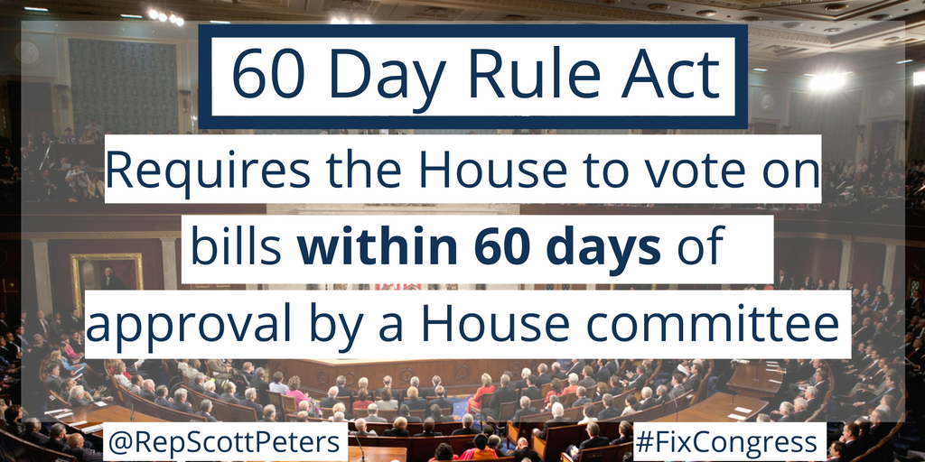 60 Day Rule Act