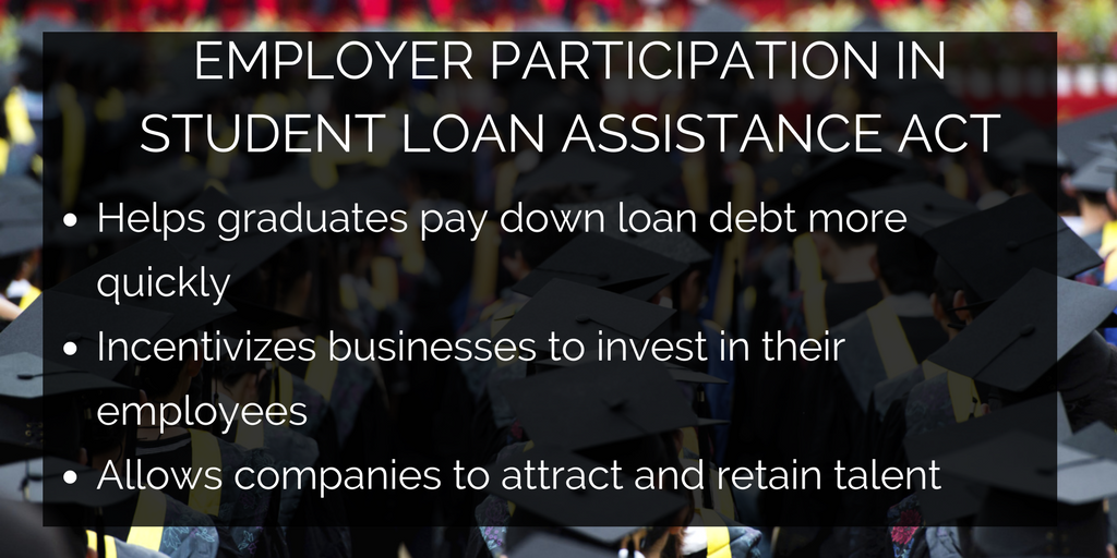 Employer Participation in Student Loan Assistance