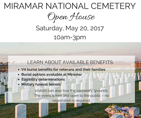 Miramar National Cemetery Open House