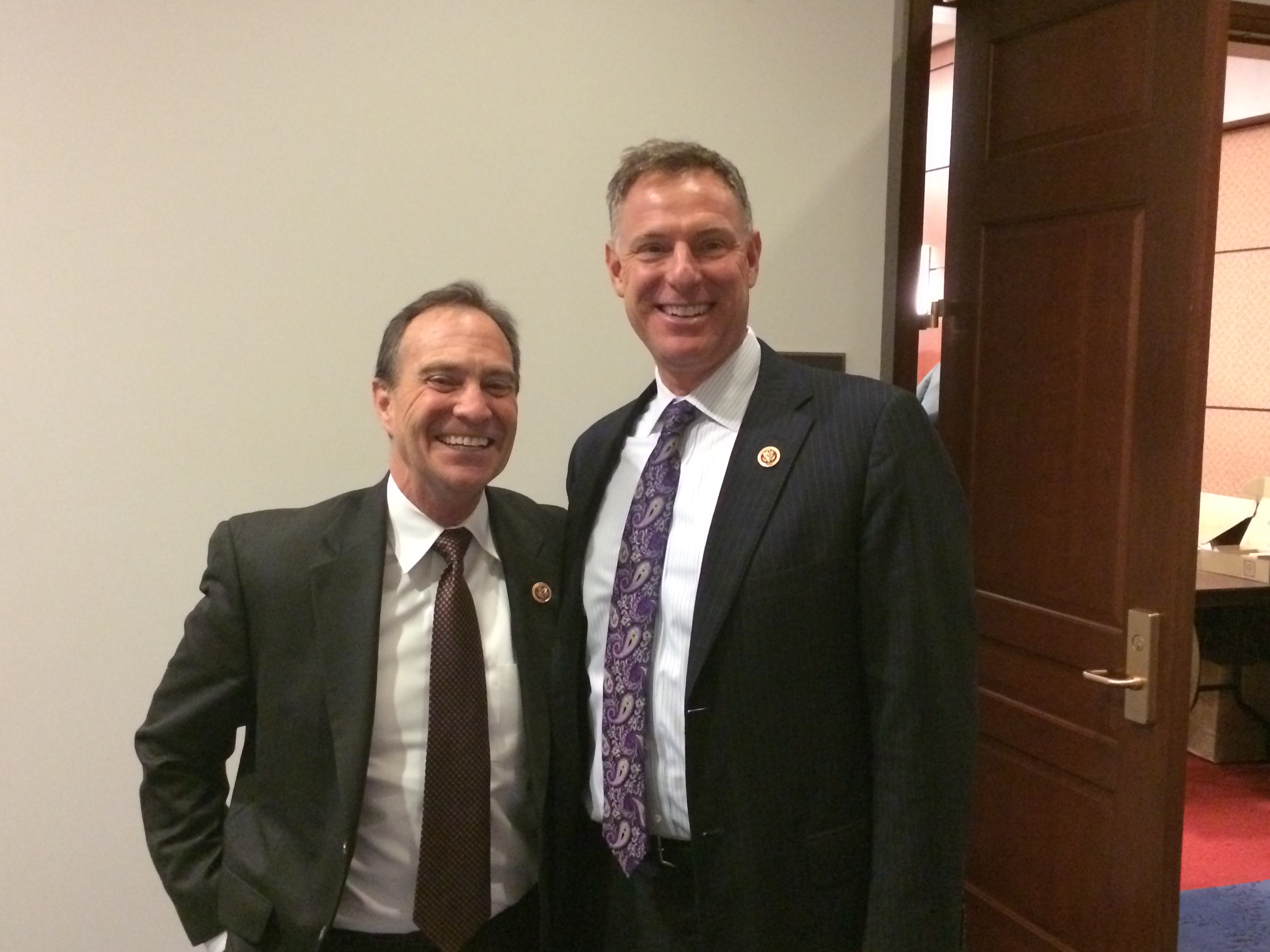 Perlmutter (CO-07) & Peters (CA-52)
