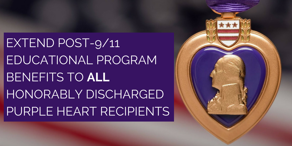 Purple Heart Bill