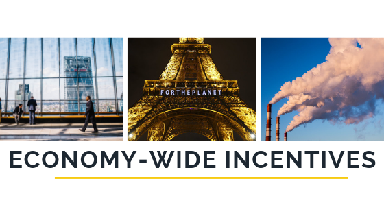 Economy-Wide Incentives